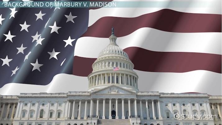 """El Caso """"Marbury Vs. Madison"""" en la enseñanza del Derecho Constitucional en Bolivia"""