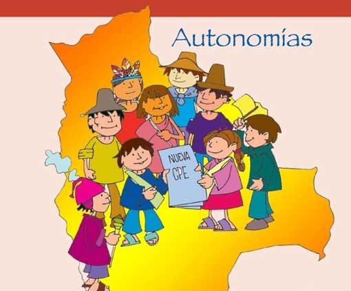 Las modificaciones en la Legislación Autonómica Boliviana